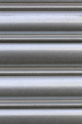 Galvanized Steel Shutter